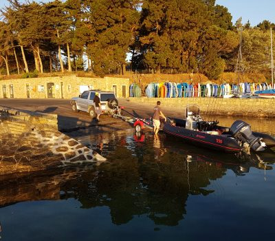 Guide de pêche en Bretagne, dans le Morbihan